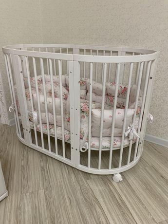 Детская кроватка срочно!!!