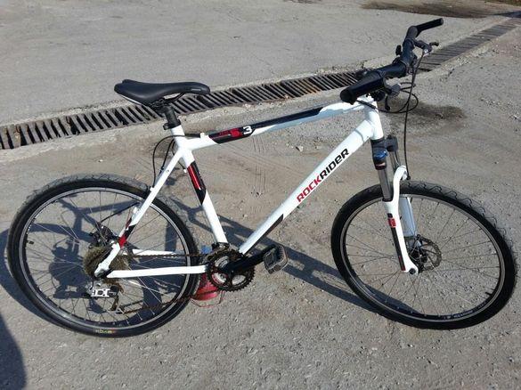 Алуминиев велосипед колело rockrider 5.3 sram x5