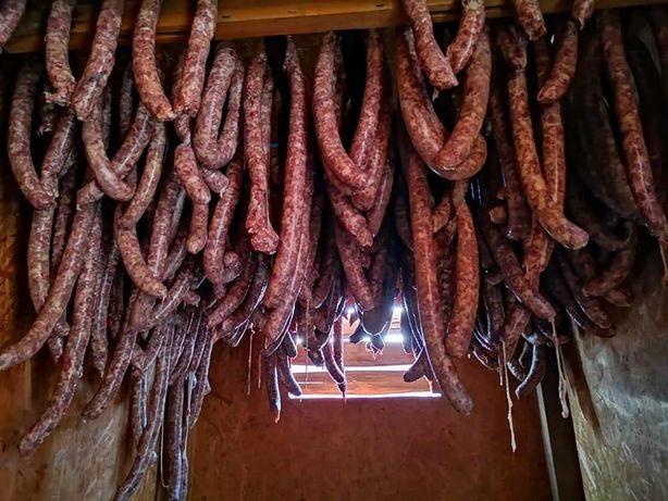 Cârnați de casa tradiționali