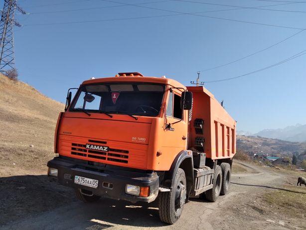 Доставка сыпучих грузов по городу Алматы и Алматинской области