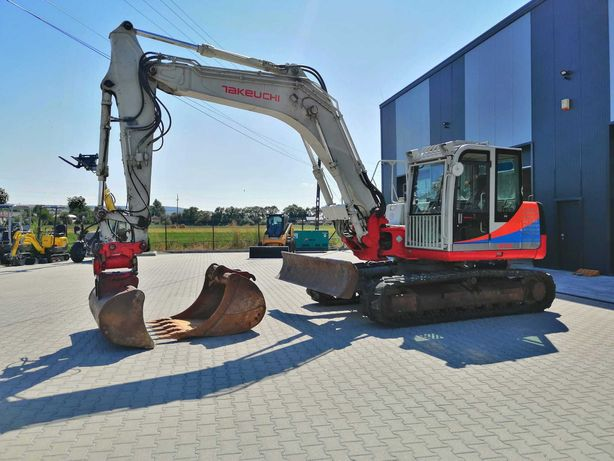 Excavator Takeuchi TB1140