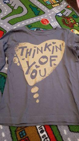 Bluze tricou 122-134