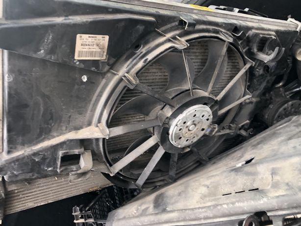 Electroventilator Electrocupla Renault Laguna 3 2.0 dci 150 cai