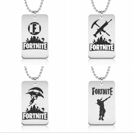 Медальони Fortnite / Фортнайт