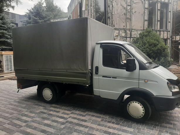 Услуги газели перевозка грузов доставка