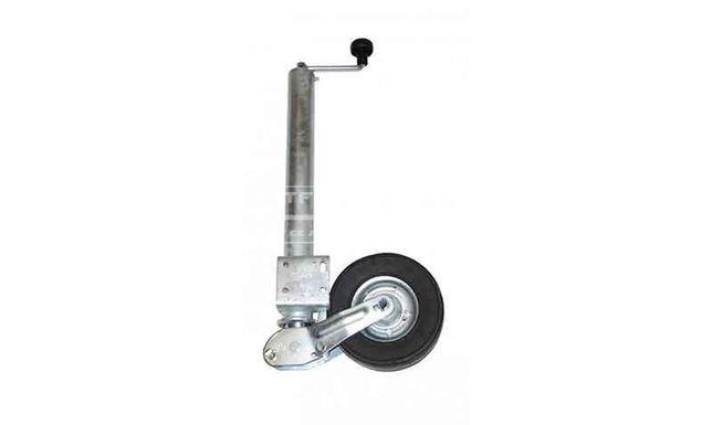 Picioare cu roti de manevra remorca/platforma/rulota