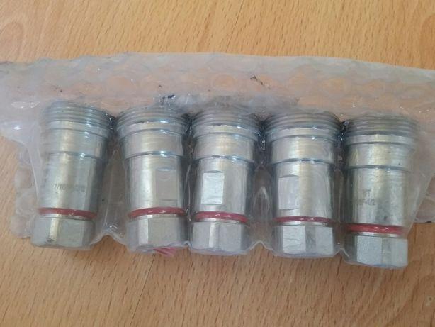 разъемы для силового кабеля 20 штук(папы)