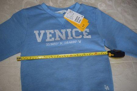 """Bluza cocheta, de la H&M , """"VENICE"""""""