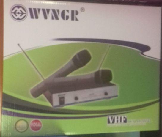 Microfoane profesionale wireless WG-210