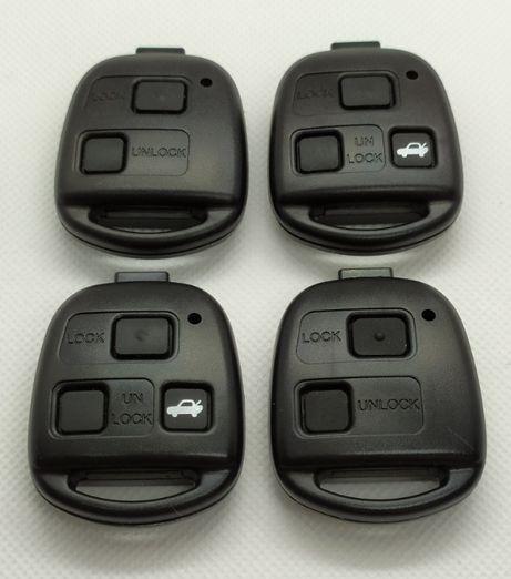 Кутия кутийка за ключ Тойота / Лексус / Toyota / Lexus 2 / 3 бутона