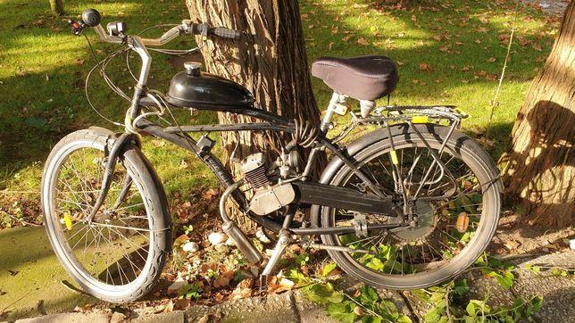 Bicicleta cu motor Neuzer
