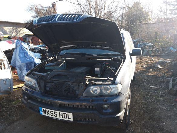 На части БМВ Х5/BMW X5 E53