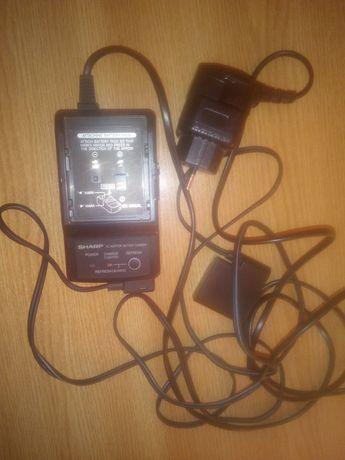 Încărcător acumulatori camera video
