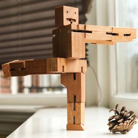 Cubebot Puzzle / Кубебот пъзел