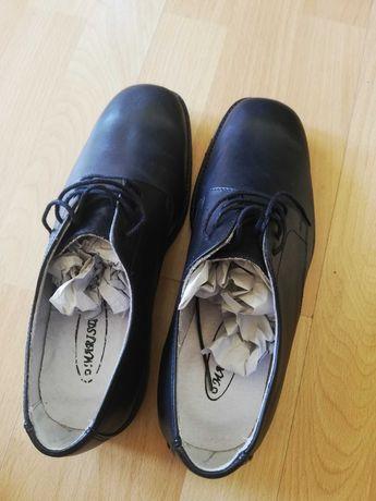 Pantofi de piele-barbati (marime: 40/26)