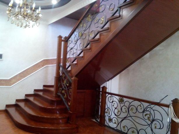Изготавливаем лестницы!