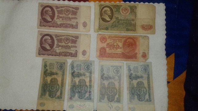 Советский рубльдер. Монета.