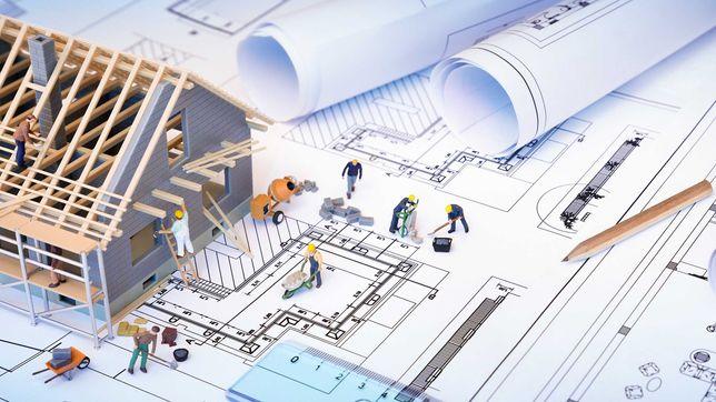 Разработка эскизных, рабочих проектов