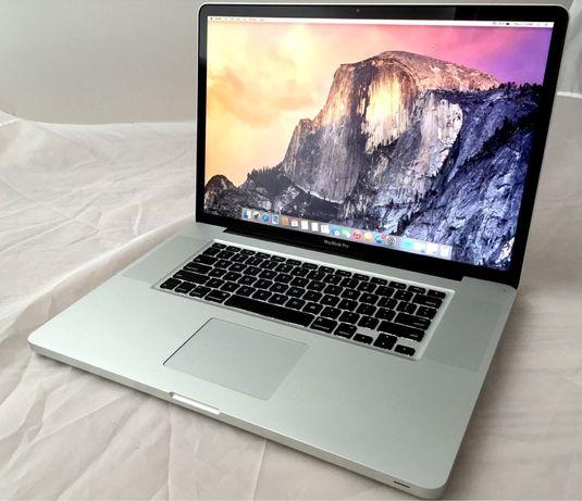 MacBook Pro 17 late 2011 core i7