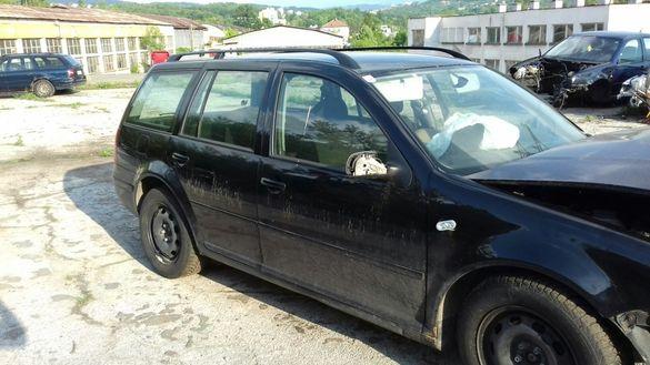 VW Bora 1.9tdi 116к.с. 4x4 на части