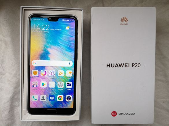 Huawei P20 128GB 4GB RAM 20MP Leica Камера Android 10