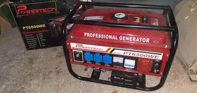 Generator Curent Electric – POWERTECH model PT6500WE