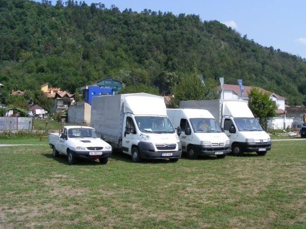Transport Valcea