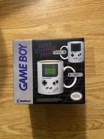 Cana Game Boy Heat Change