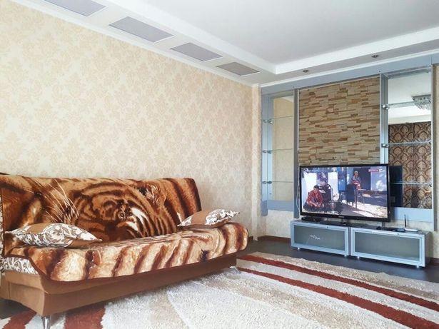 Сдается Vip двухкомнатная квартира посуточно в районе Жана - Орда