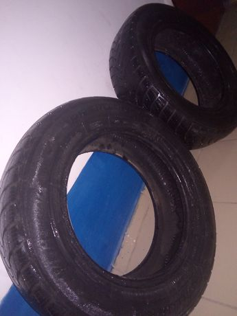 Продам зимние шины r14  185/65 2штуки за 10000тг