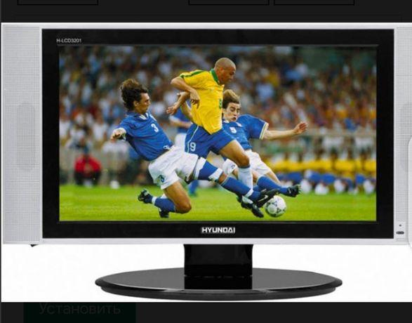Продам телевизор Hyundai Lsd 3202