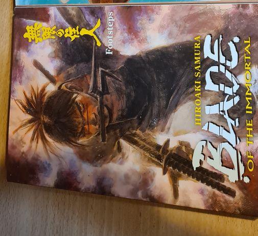 Blade of the immortal manga volume 22