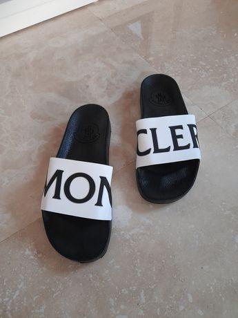 Papuci barbat moncler