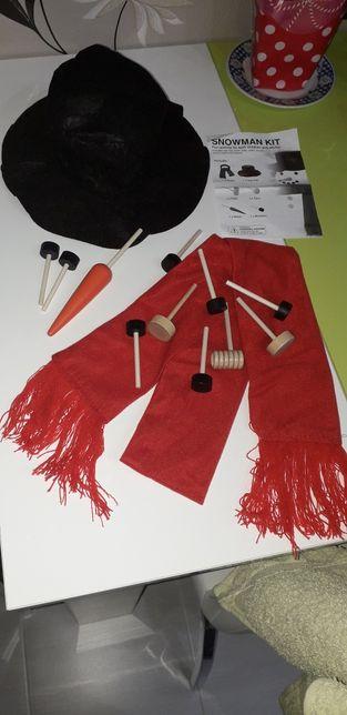Kit accesorii om de zăpadă