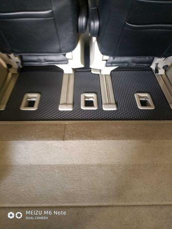 Эва коврики ( EVA ЕВА ЭВО) в салон Toyota Estima и других автомобилей