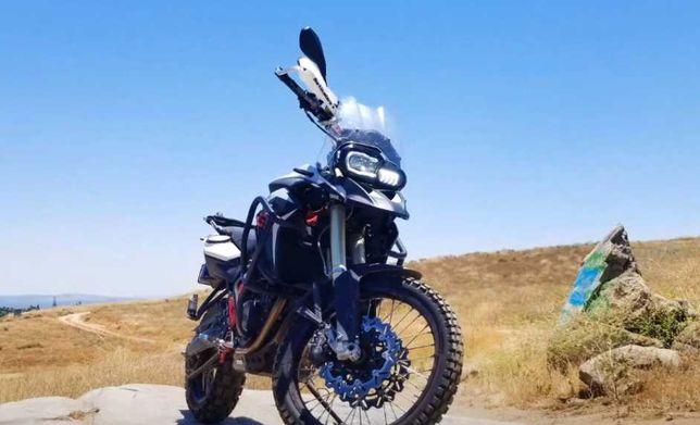Far LED nou pentru moto BMW F650GS/F700GS/F800GS F800ADV F800R