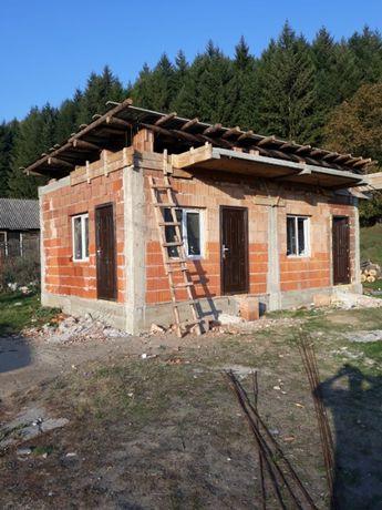 Vând construcție noua