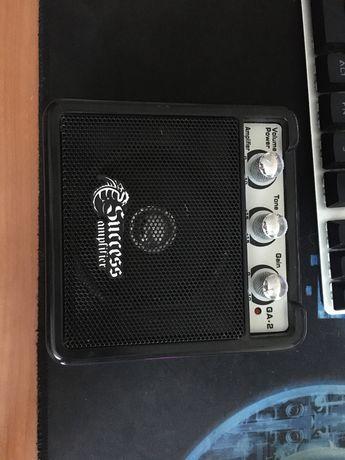 Мини-Комбоусилитель Success Amplifier G2 - СРОЧНО ЗА 4000тг