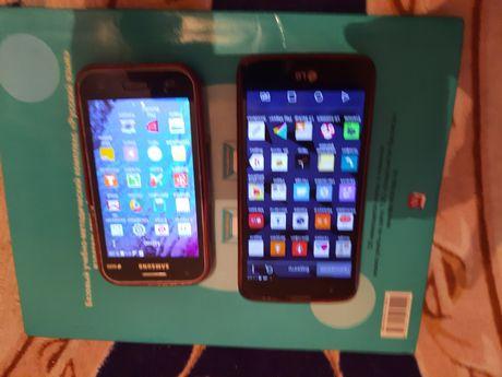 Телефон lG к8и samsung j1