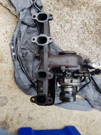 Turbosuflanta VW Passat b6 1.9 TDI cod motor BXE
