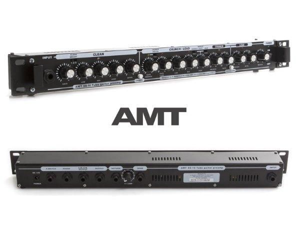 Ламповый предусилитель AMT SS-10