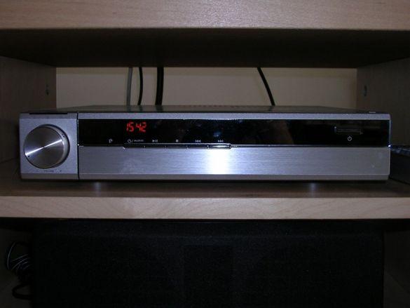 Мултимедиен компютър ASUS DiGiMatrix Barebone