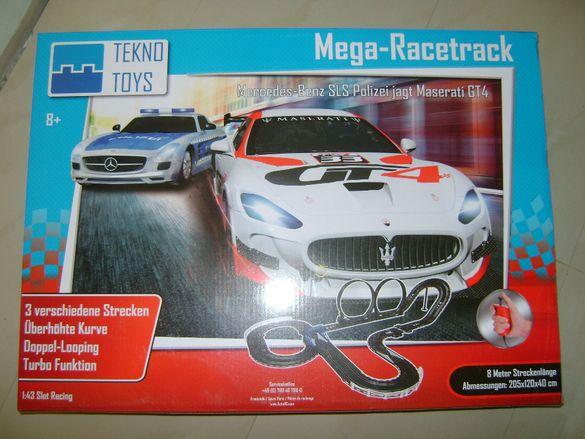 Писти с коли - Twister Tracks 360 / Police Chase / Mega Racetrack