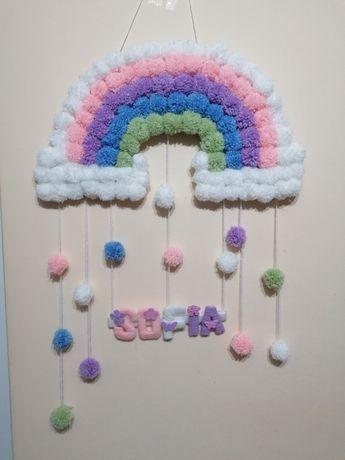 Nume decorativ de copii
