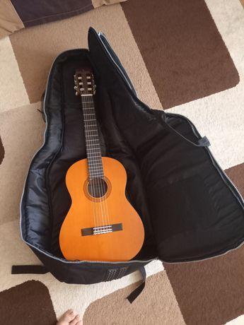 Yamaha cg102a, ямаха классическая гитара