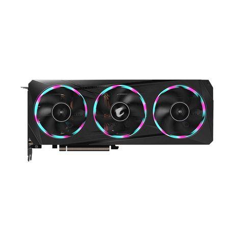 Видеокарта Gigabyte (GV-N3060AORUS E-12GD) RTX3060 AORUS ELITE 12G