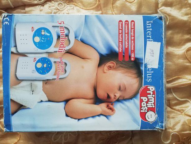 Monitor baby primii pasi