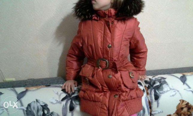 Продаю детскую куртку