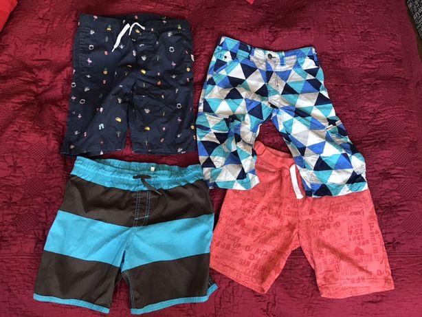 Pantaloni scurti copii 8-9 ani