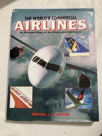 Книга самолети